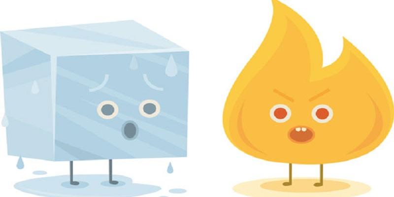 Ice and Heat